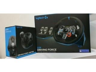 Nueva entrega en 24 horas Logitech G29 Driving Force Racing Wheel gaming ... Entrega garantizada antes de Navidad ¡Envío rápido!