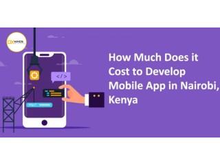 Mobile application development cost in kenya  DxMinds