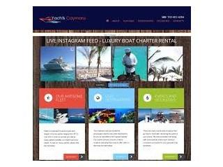 Yacht Charter Grand Cayman