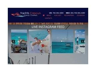Boat Rental Cancun