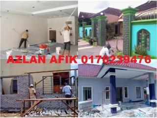 Plumbing dan renovation 0176239476 azlan afik taman lembah keramat