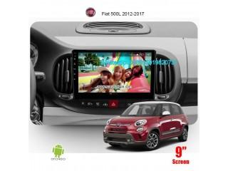 Fiat 500L Car radio Auto Multimedia android GPS camera Manufacturers