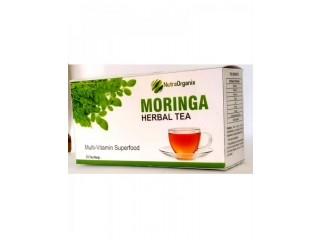 Buy Herbal Moringa Tea Bags - Moringa Tea Online In USA   Nutraorganix