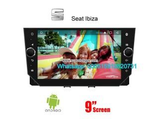 Seat Ibiza 2018 smart car stereo Manufacturers