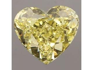 Yellow color Diamond