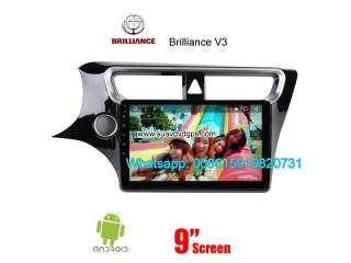 Brilliance V3 auto radio Suppliers