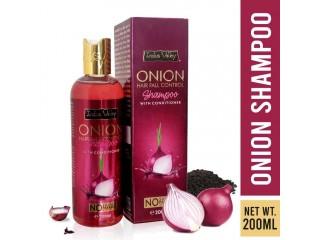 Onion Shampoo For Hair Growth & Hair Fall