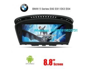 BMW 5Series E60 E61 E62 Car radio android GPS navigation