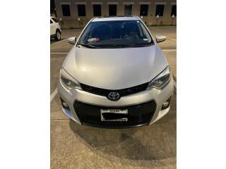 Toyota Corolla 2014 S plus Sedan