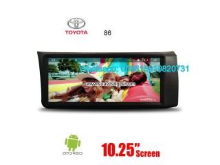 Toyota 86 Car radio Suppliers