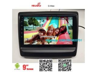 Isuzu D-Max 2019 2020 Car radio stereo carplay