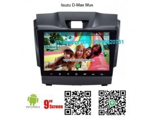 Isuzu DMax Pickup Car radio stereo carplay