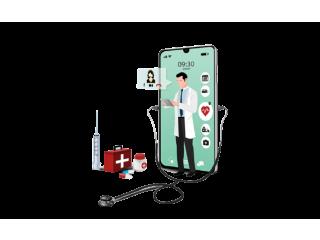Advanced features of telemedicine app