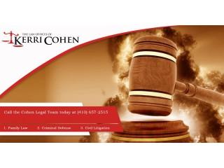Towson Alimony Lawyers