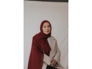 Best Maroon Cotton Modal Hijab