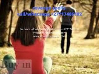 Powerful revenge spells-how to cast revenge spells to punish someone call call +27717486182
