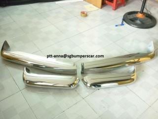 Mercedes Benz W113, Mercedes Benz W114 Stainless Steel Bumper