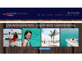 Yacht Charter Cayman