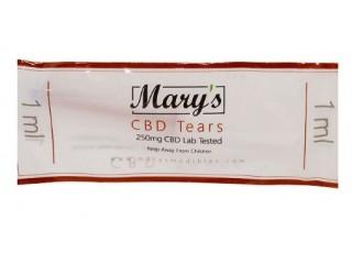 Marys Medibles | CBD Tears | 250mg CBD | 1ML