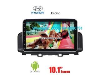 Hyundai Encino audio radio Car android wifi GPS cámara navegación