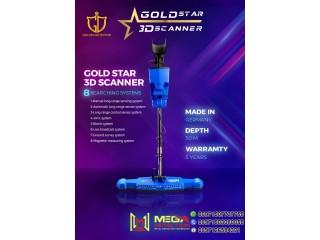 Gold and metal detector in Saudi Arabia | Goldstar 3D Scanner