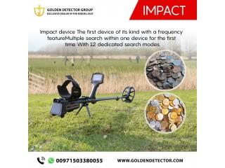 Nokta Makro Impact Pro Metal Detector the best metal detectors 2021